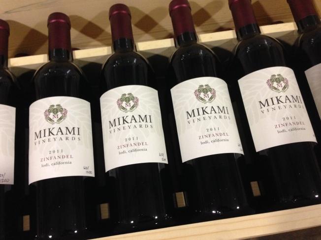 2011 Mikami Vineyards Zinfandel