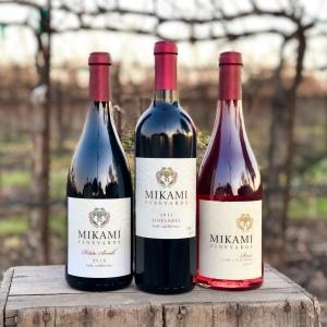 The Mikami Vineyards Portfolio